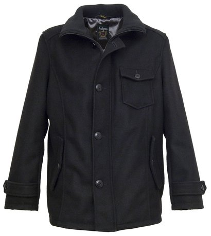 DU738 - Wool Car Coat
