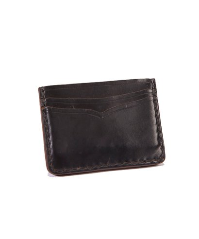 H16 - Horween Leather Card Case Wallet