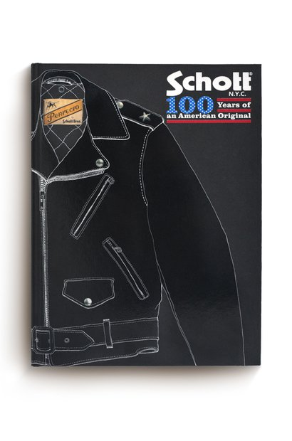 BOOK1 - Schott NYC - 100 Years of an American Original