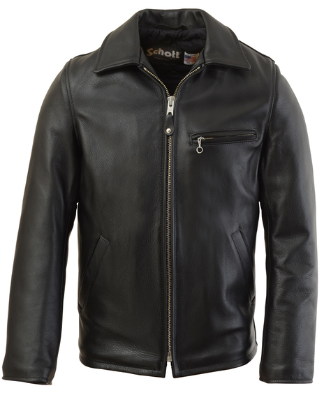 Casual Weekend Pebbled Cowhide Leather Jacket 135