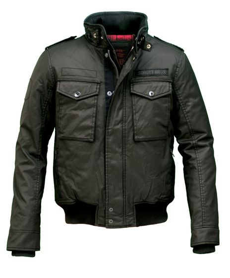 Waxed Security Jacket 91070