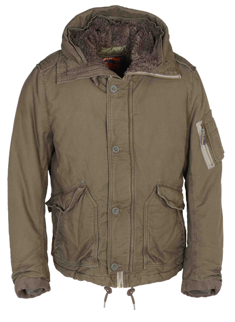 28 Cotton Bedford Cord N-4 Flight Jacket 81205