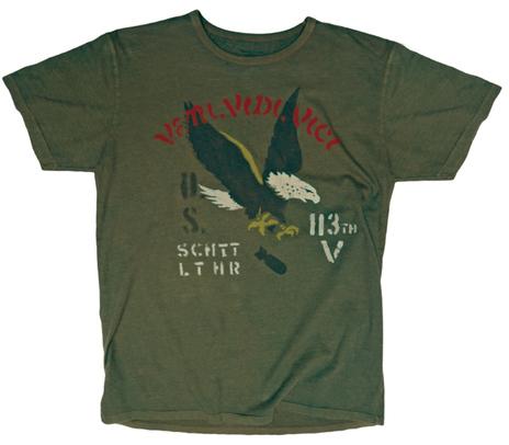 Eagle Bomber Tee Tveni1
