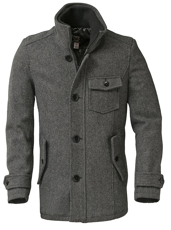 Schott Nyc Car Coat