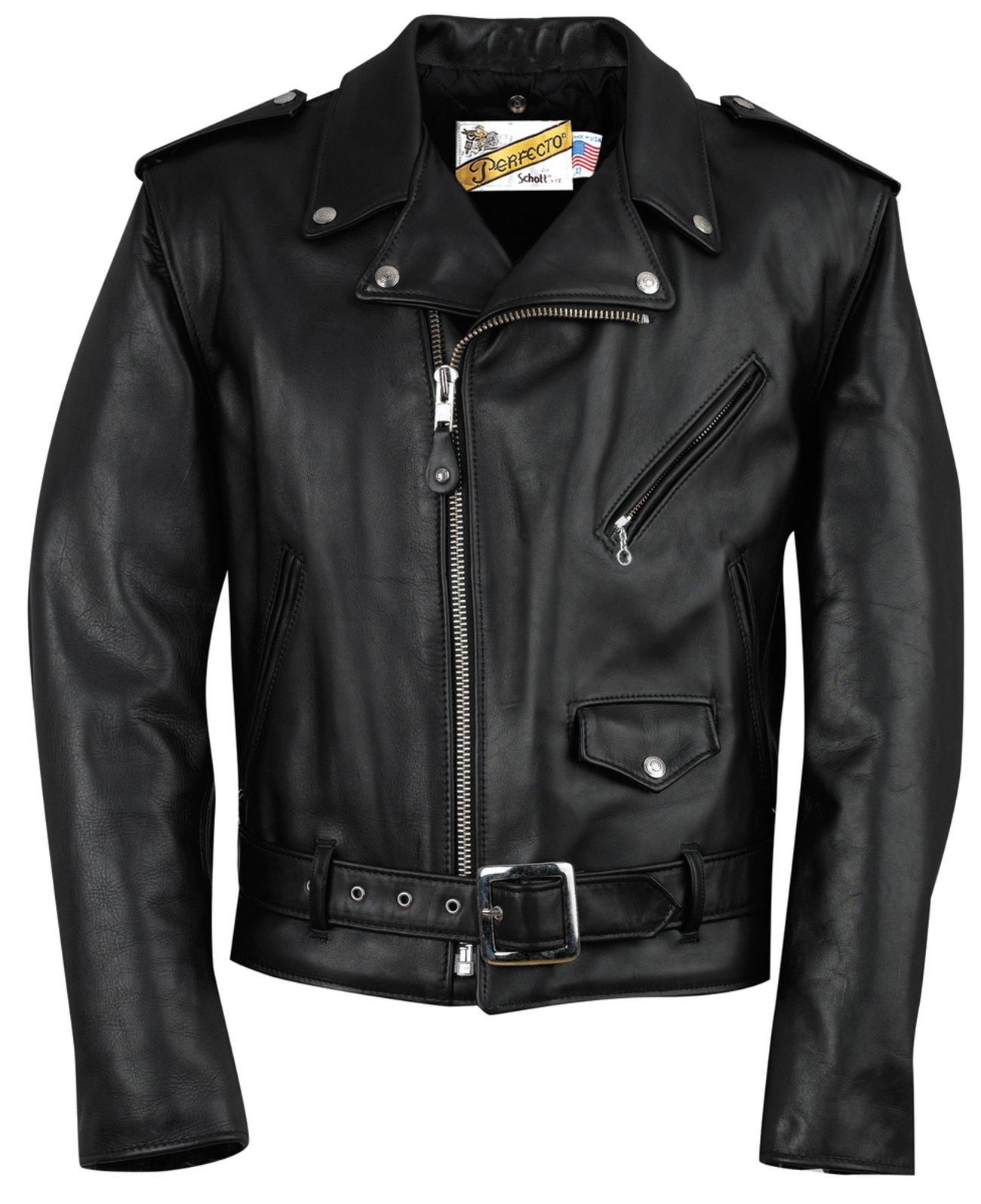 Schott leather jackets for men