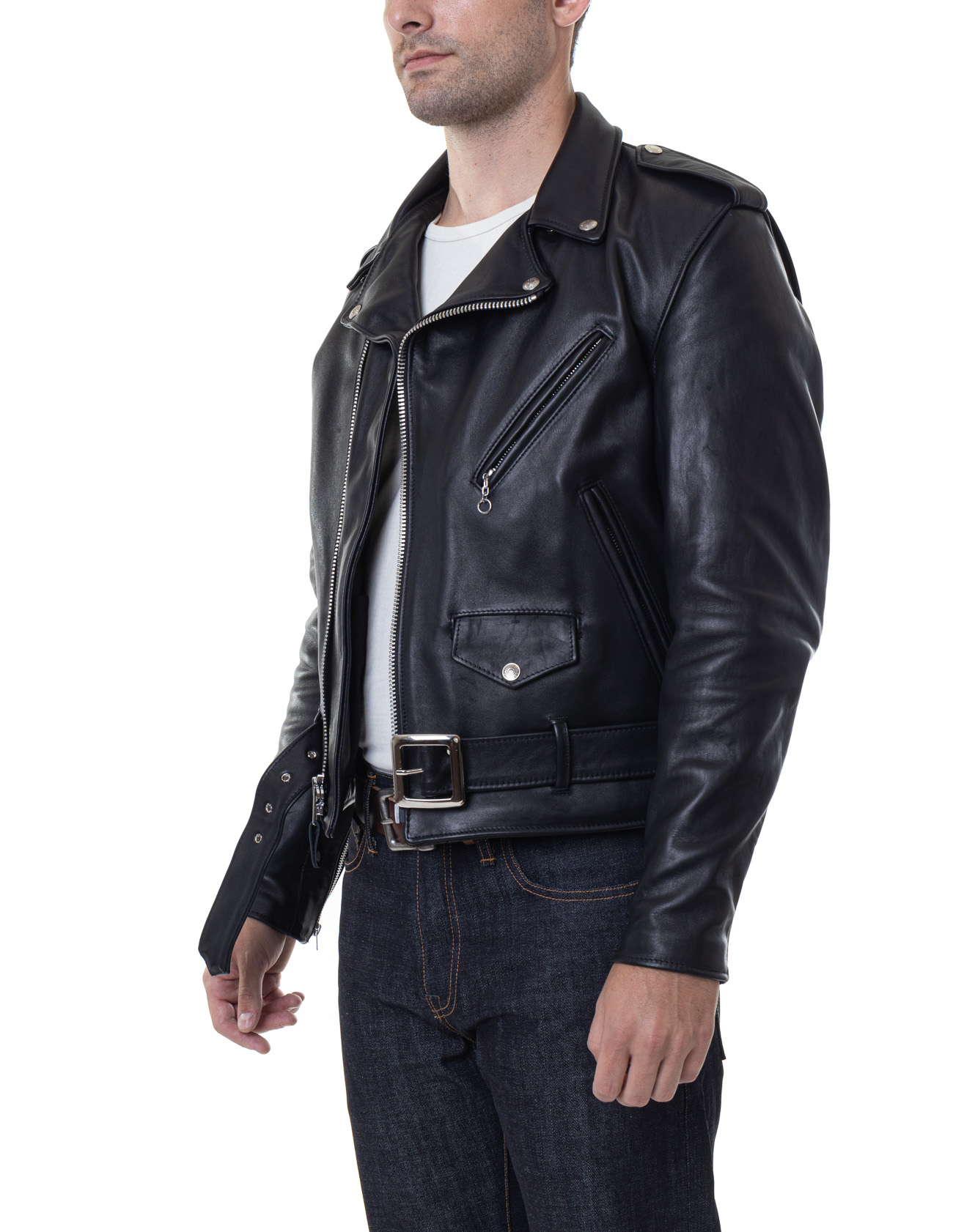 Jackets schott men leather for Jackets Made