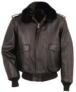cowhide Type A-2 Leather Flight Jacket