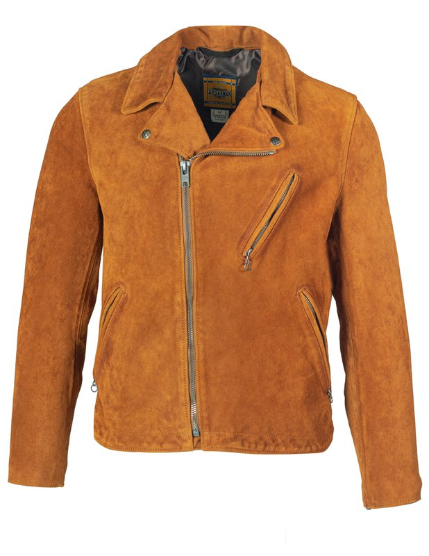 50s Men's Jackets | Greaser Jackets, Leather, Bomber, Gabardine Mens Suede Motorcycle Jacket $725.00 AT vintagedancer.com