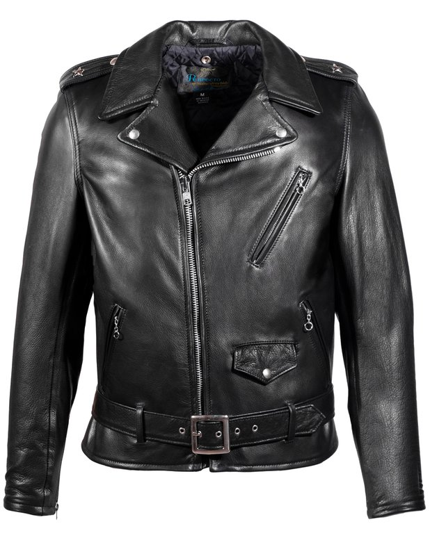 50s Men's Jackets | Greaser Jackets, Leather, Bomber, Gabardine 50s Waxy Natural Cowhide 50s Perfecto® Motorcycle Leather Jacket $900.00 AT vintagedancer.com