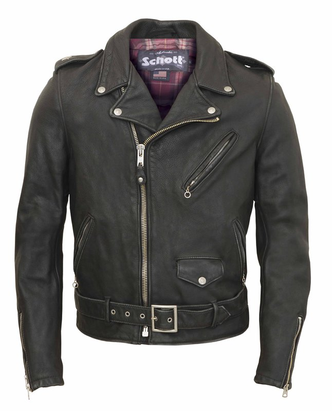 50s Men's Jackets | Greaser Jackets, Leather, Bomber, Gabardine Vintaged Fitted Cowhide Leather Motorcycle Jacket $900.00 AT vintagedancer.com