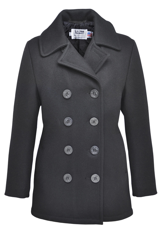 Pea coat for women