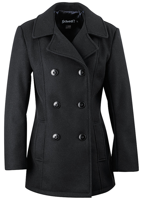 Peacoat jacket women