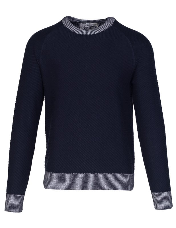 Men's Vintage Sweaters, Retro Jumpers 1920s to 1980s Cotton Raglan Sweater $60.00 AT vintagedancer.com