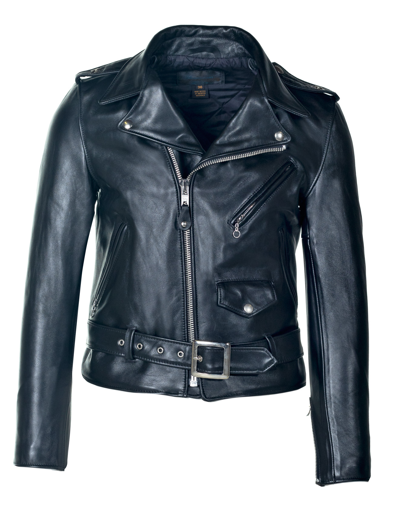 Schott N.Y.C. 613H Men's Horsehide Motorcycle Jacket