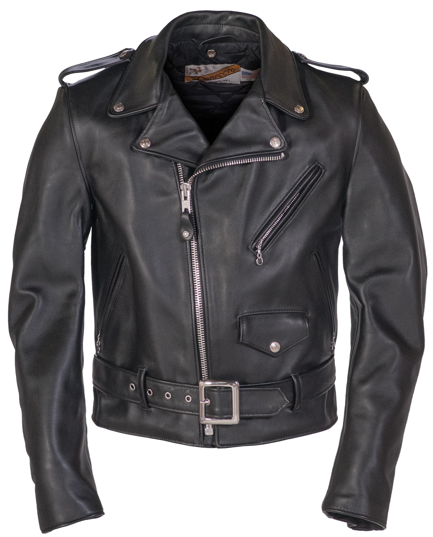 Schott N.Y.C. 618 Classic Perfecto® Steerhide Leather Motorcycle Jacket