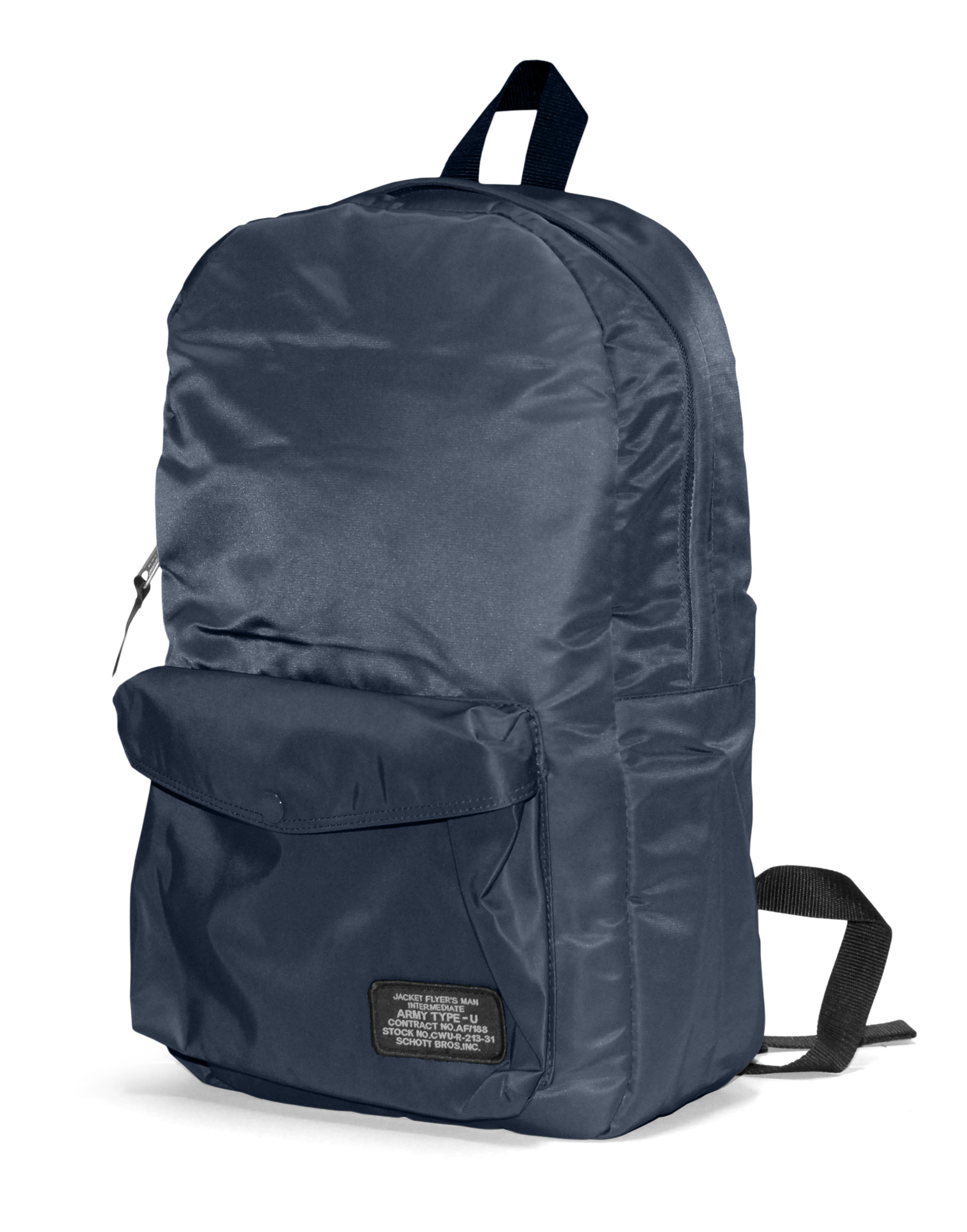 Schott N.Y.C. Flight Satin Back Pack