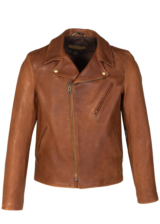 Perfecto® Brand P213 Raven - Lambskin Perfecto® Jacket