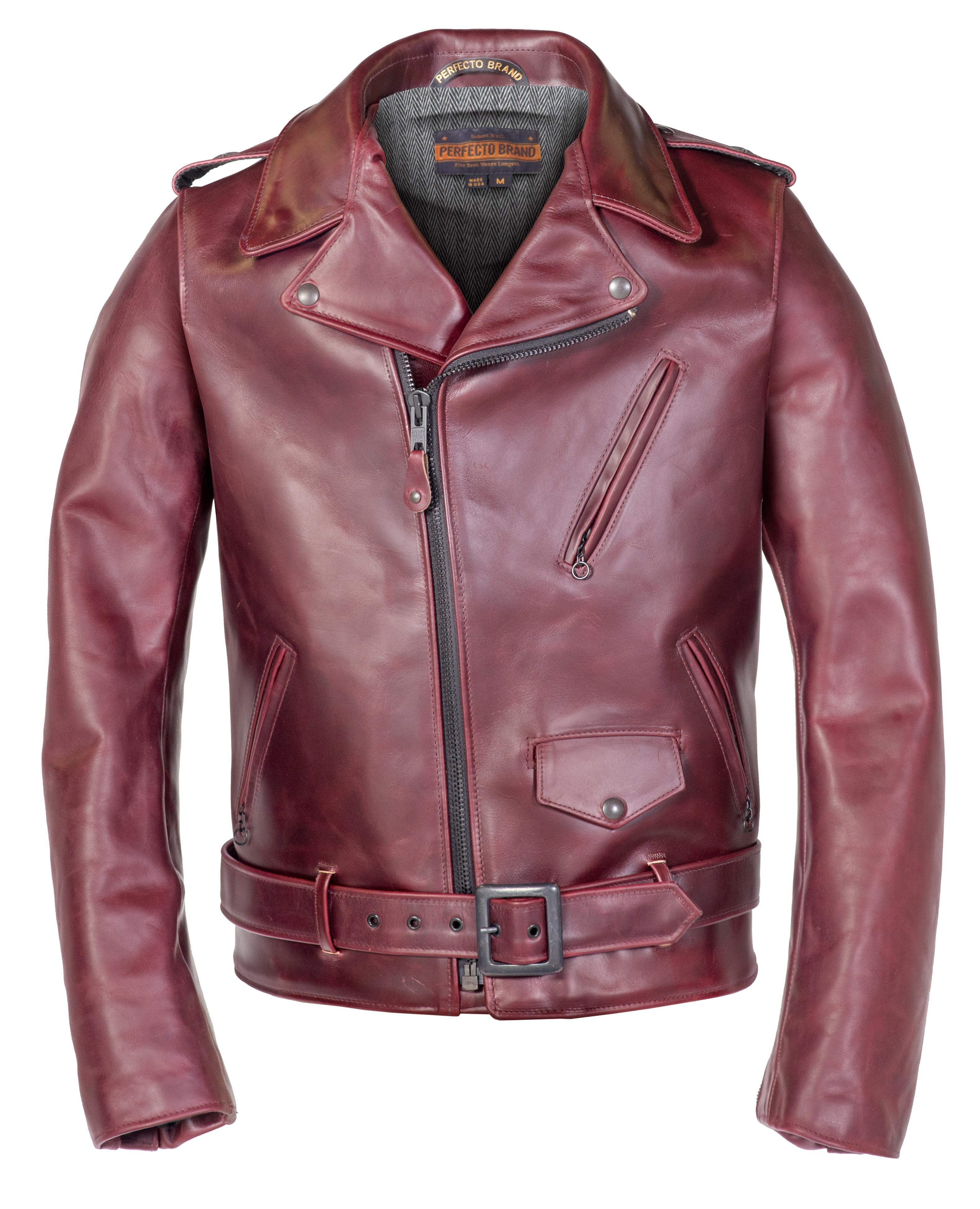 Perfecto® Brand P613S Perfecto® Steerhide Motorcycle Jacket