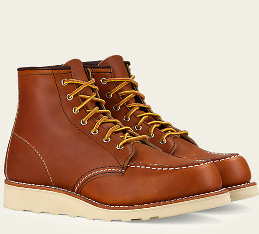 """Red Wing R3375W Red Wing Women's 6"""" Classic Moc Toe Boot"""