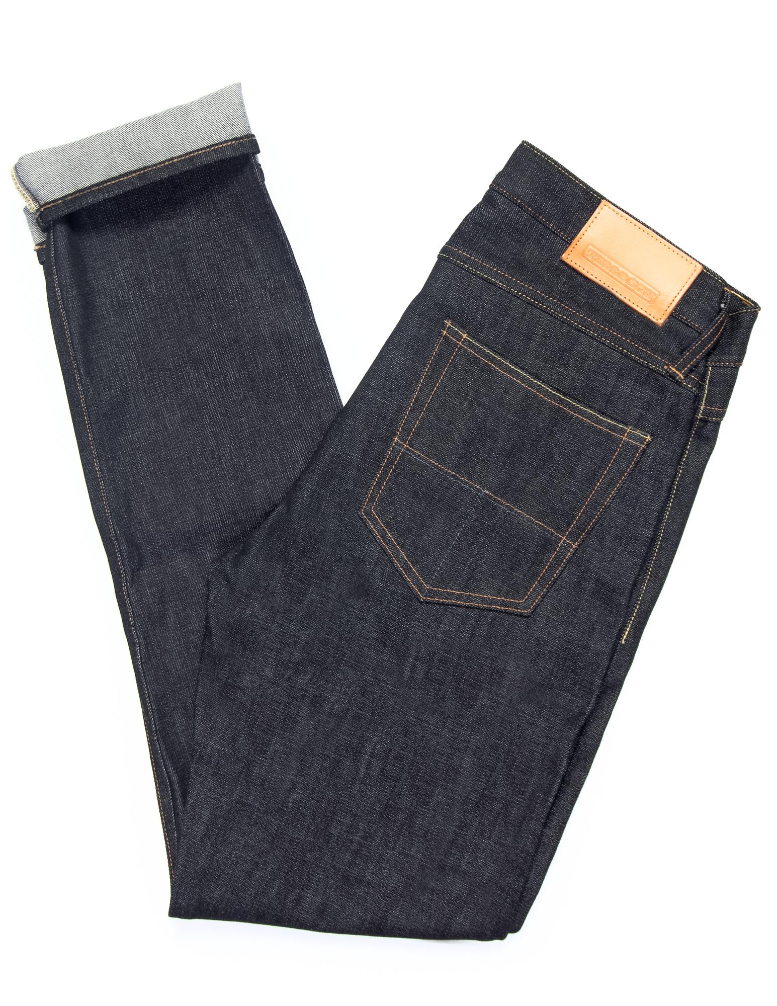 Tellason TE2255 Midrise Slim Tapered Jeans