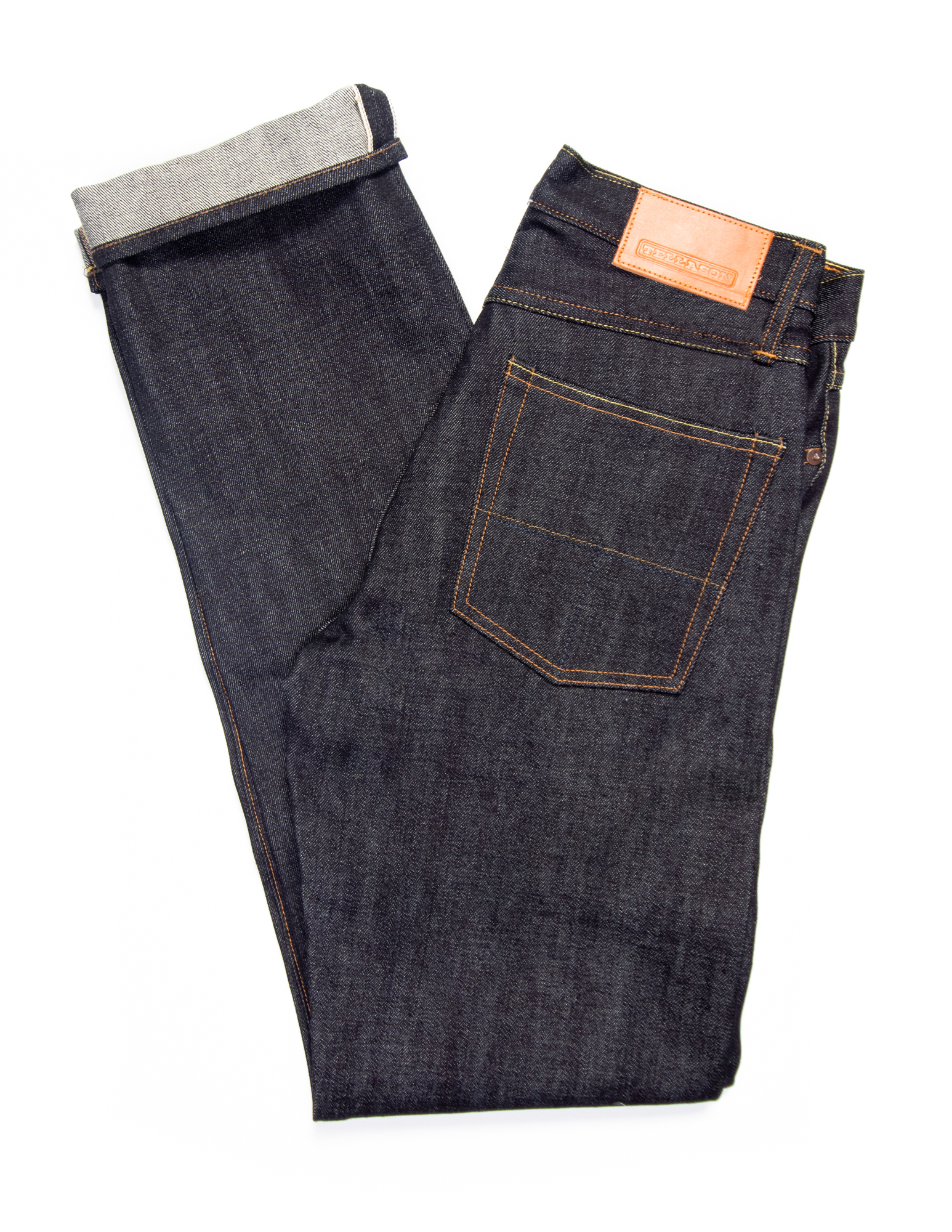 Tellason TE480 Straight Tapered Jeans