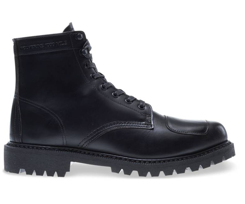 ea58bc720a4 Wolverine 1000 Mile W09834 Wolverine 1000 Mile Dylan Moto Boot - Black Size  7